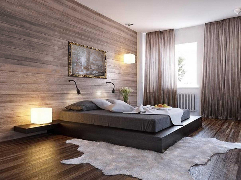 Картины в дизайне спальной комнаты фото