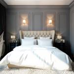 Стили спальной комнаты классика