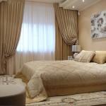 Выбор штор для спальной комнаты фото