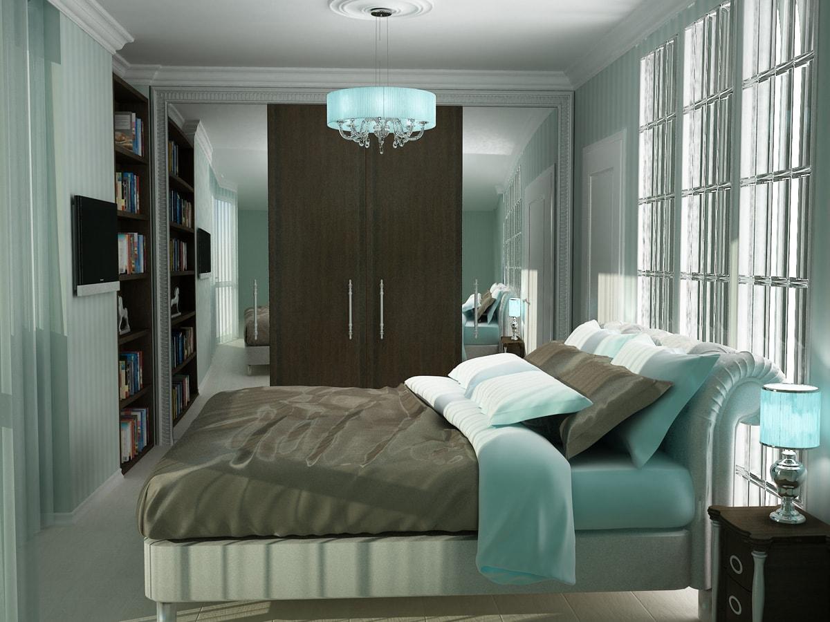 Дизайн спальной комнаты фото