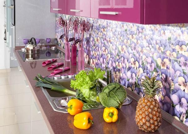 Фартук для кухни дизайн