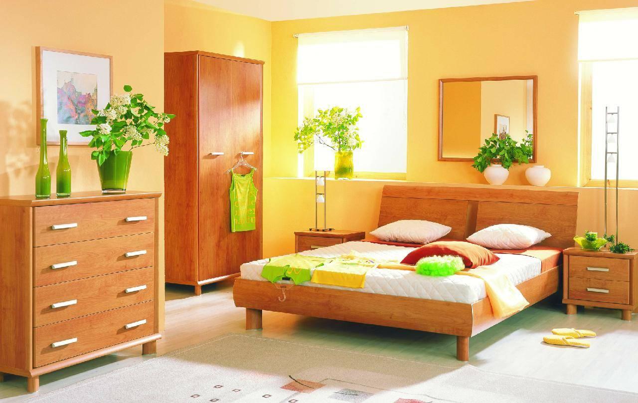 выбор штор в спальню