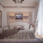Дизайн спального места