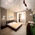 Выбор мебели в дизайне спальни советы