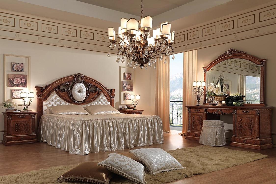 Выбор мебели в дизайне спальни варианты