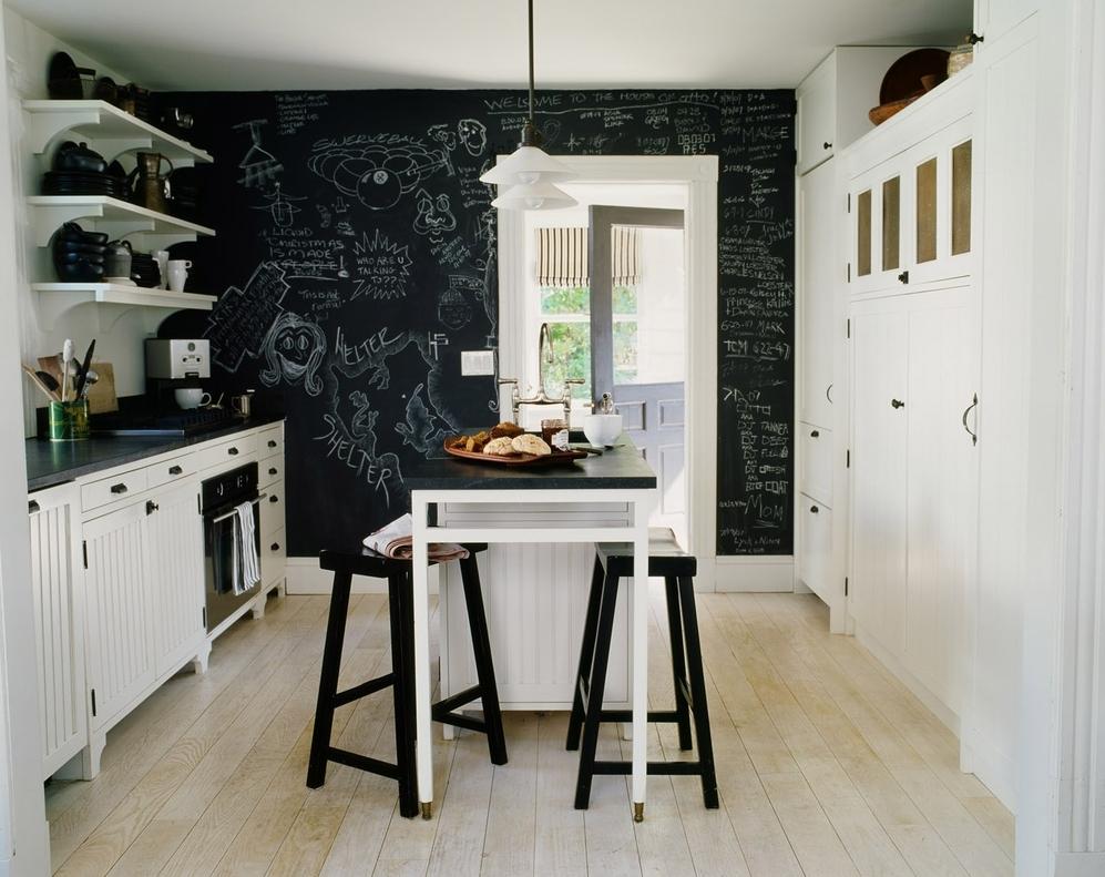 стили маленькой кухни