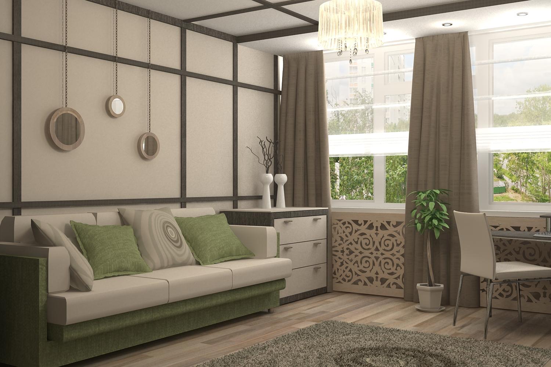 тенденции современного дизайна гостиной фото