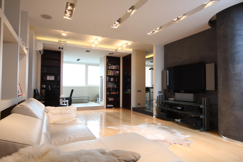 тенденции современного дизайна гостиной