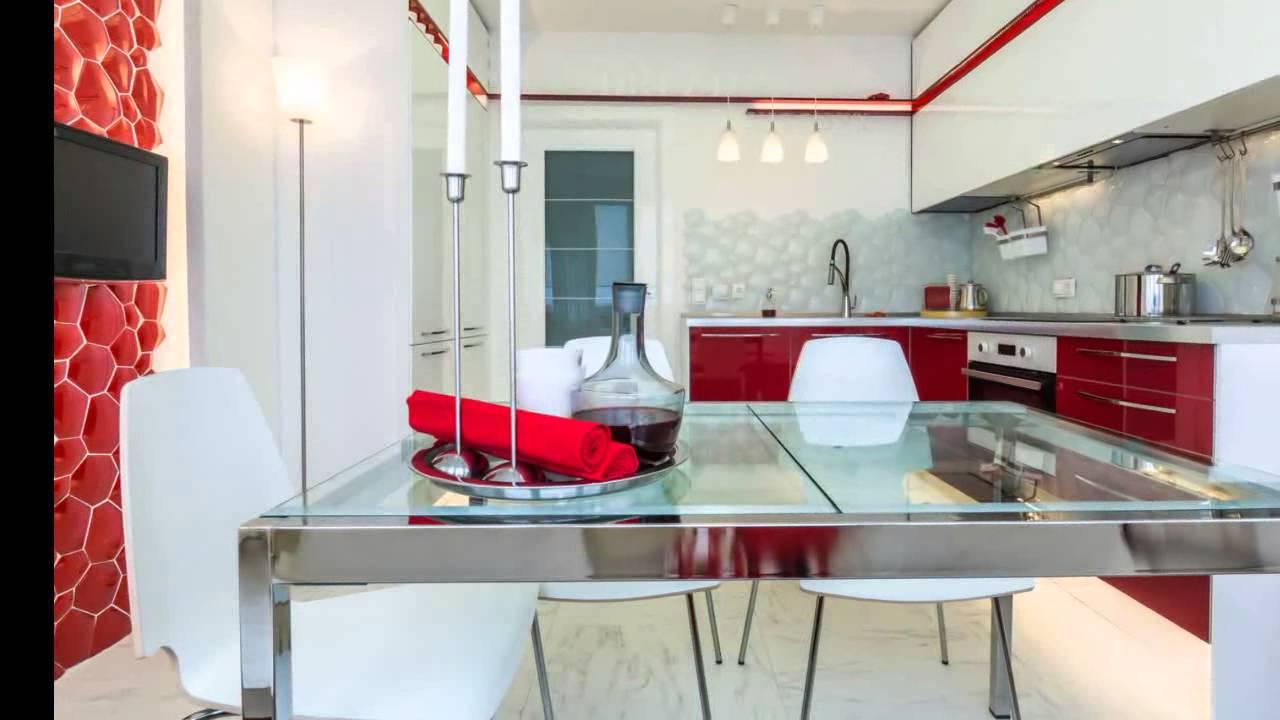 принципы дизайна кухни 9 метров