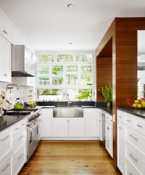 советы дизайна кухни