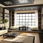мебель современную гостиную фото