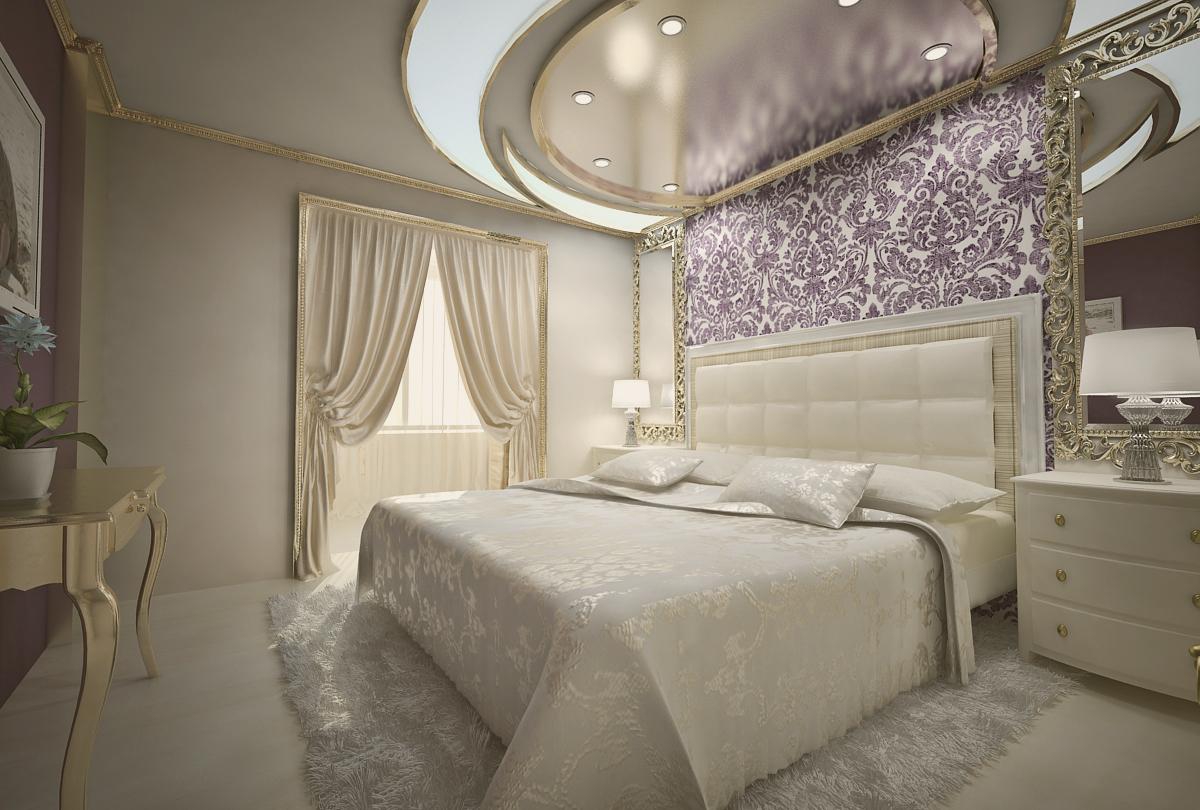 Основные стили спальни советы