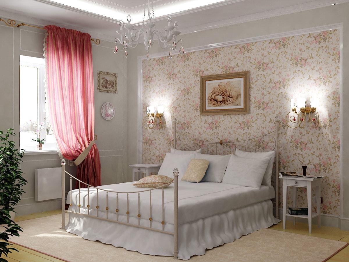 Основные стили спальни дизайн
