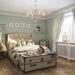 Основные стили спальни