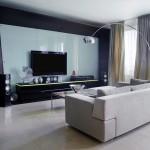 стили гостиной
