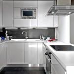виды угловой кухни