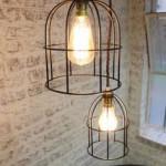 Лампы в стиле лофт