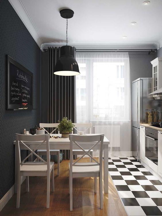Кухня, дизайн, маленькая кухня