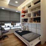 шкаф-кровать в детской комнате