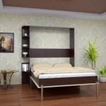 трансформирующаяся кровать-шкаф