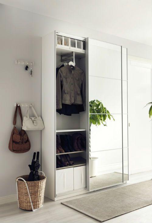 внутренний дизайн шкафа