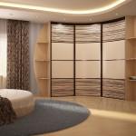 дизайн элитных угловых шкафов