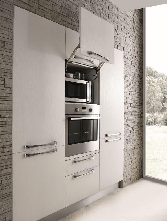 раздвижной шкаф для кухни