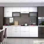 функциональность и практичность в дизайне кухни в стиле минимализм